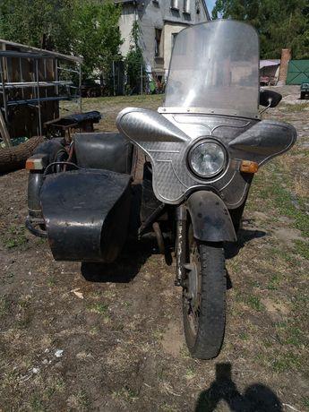 Dniepr KM3, MT10/ zamiana