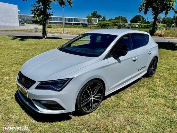 SEAT Leon 2.0 TSi Cupra DSG S/S