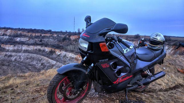 Honda CBR 750 переоформление