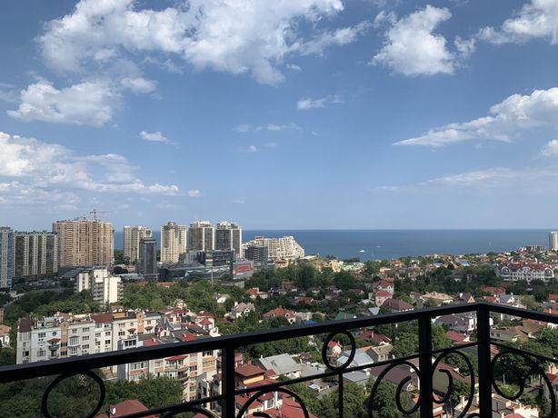 Продам квартиру с видом на МОРЕ АРКАДИЯ, ФОНТАН 2 комнатная