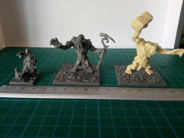 Figurki warhammer, Descent , runebound itp.