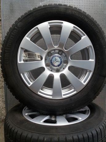 "Koła aluminiowe 16"" cali Mercedes Audi Vw Seat Skoda 5x112 zimowe"