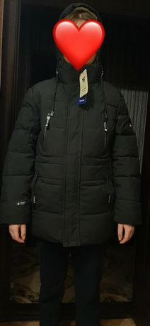Куртка фирменная (зима)