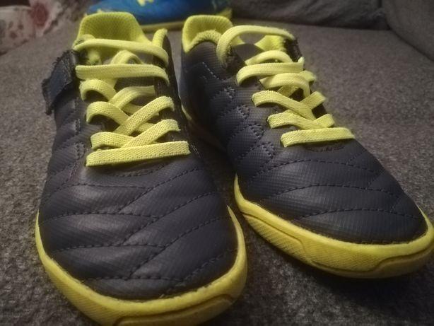 Buty piłkarskie Kipsta na orlika rozmiar 31