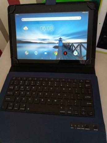 Планшет Lenovo TB-X104F, чехол , клавиатура с США.