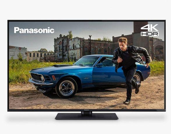 "nowy tv PANASONIC 50"" led TX-50GX550E 4K UHD smart wi-fi"