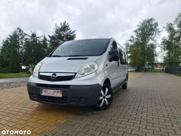 Opel Vivaro Long klima 2x klima nawiewy bezwypadek gwarancja przebiegu...