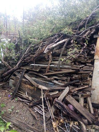 Продаю дрова, уголь