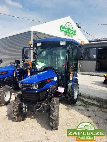 PROMOCJA Ciągnik Farmtrac kompaktowy 26.5 KM komunalny mini traktorek