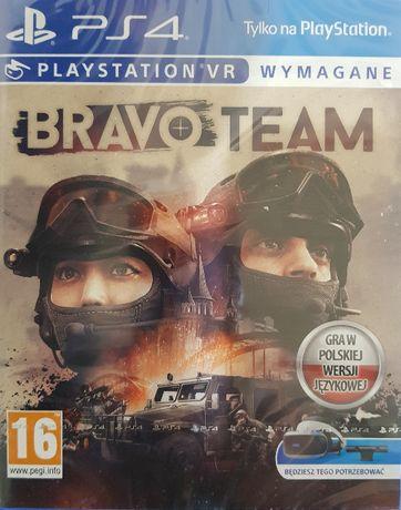 Bravo Team PS4 Playstation 4 Nowa Kraków