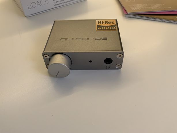Dac Nuforce UDAC5