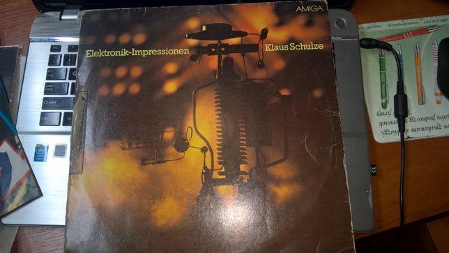 Klaus Schulze - Elektronik-Impressionen LP Winyl