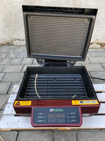 3D вакуумний термопрес Vacuum III (ST-3042) (0019)