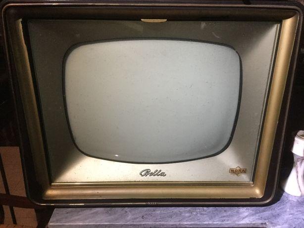 Televisão Nora Bella alemã 1956 Berlin Peça de Museu raríssima única