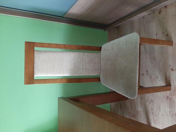 Kpl stół + krzesła
