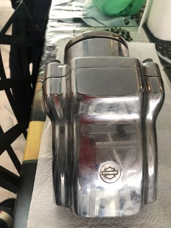 Harley Davidson Sportster xl  1200c Raisers ContaKm