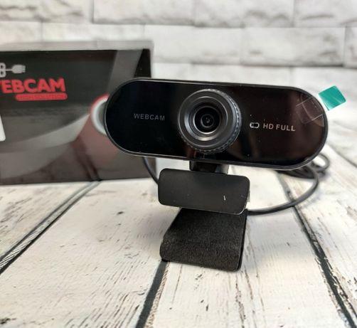 Веб камера web для компьютера скайпа видеосвязи вебкамера usb 720p пк