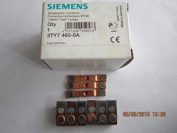 Siemens styki 3TF46 3TY7 460-0A