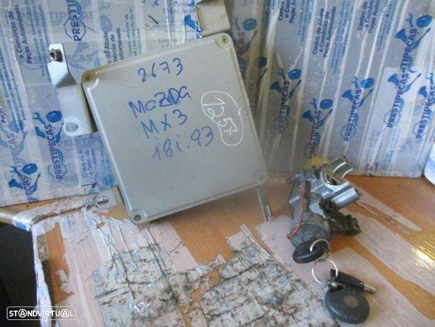 Centralina CHAVE CENT1257 MAZDA / MX3 / 1993 / 1.8i /