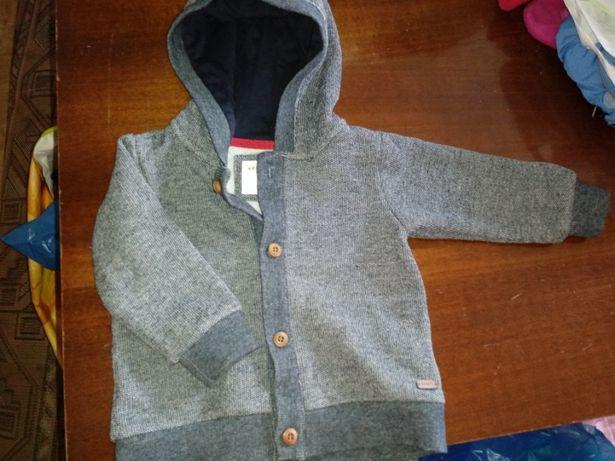 Sweterek sweter chłopięcy Reserved 74
