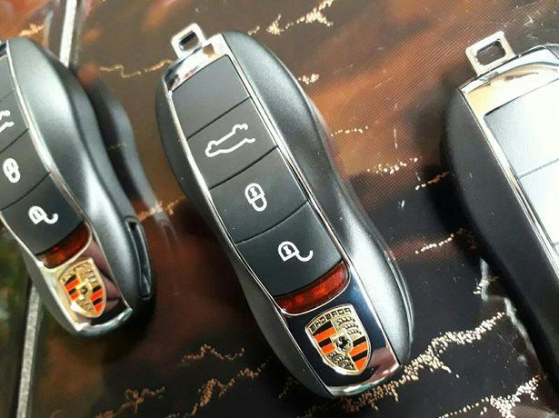 Kluczyk Porsche Bryloczyk