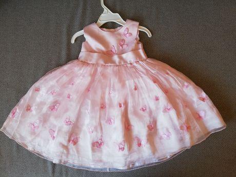 Sukienka przebranie strój 12-18 mies