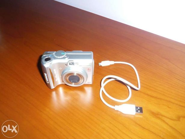 Máquina fotográfica digital CANON, Power Shot A540