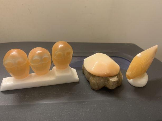Rzeźby z kamienia