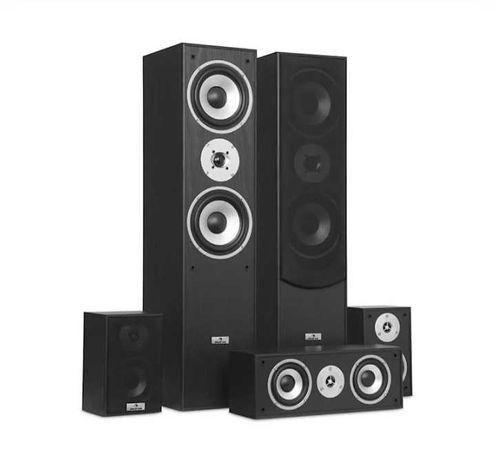 Nowy! Surround Zestaw kolumn głośnikowych  E1004-Set System audio 5.1