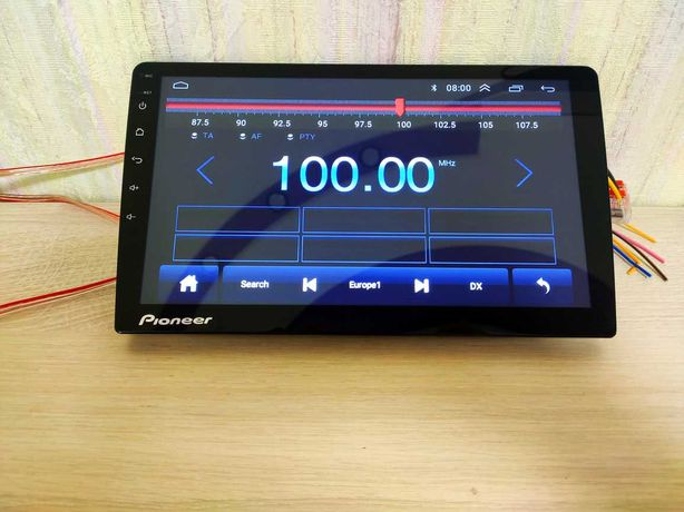 Автомагнитола Pioneer K803 2Din Android10, 2/16Гб, IPS 10.1' ,GPS