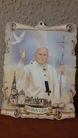 Obraz Jan Paweł II Jasna Góra Częstochowa - pamiątka