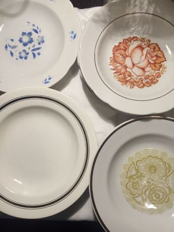 Порционные тарелки СССР