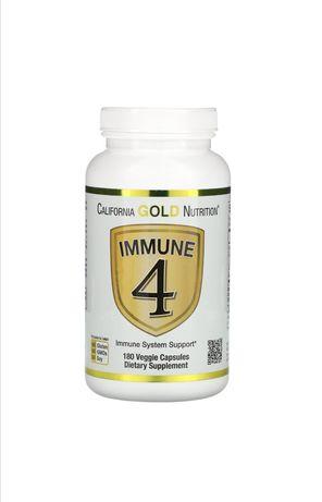 В НАЛИЧИИ комплекс для иммунитета Immune 4 California Gold Nutrition