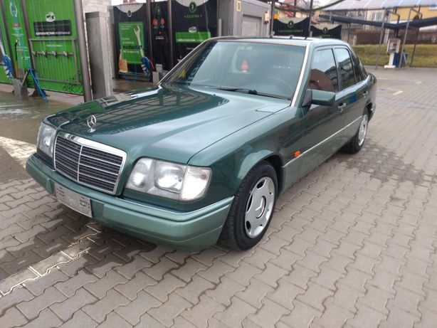 Mercedes W124 E200 Gaz LPG Automat Klima