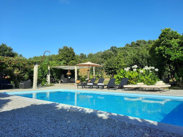 Casa c piscina privada  Até 5 pessoas  a partir 5 Set