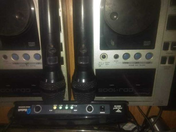 Mikrofony na bluetooth