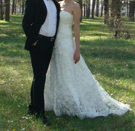 Коллекционное свадебное платье to be bride