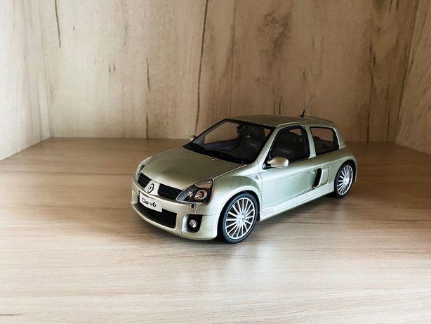 Renault Clio V6 1:18 Otto