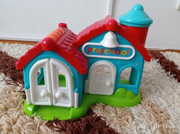 Будинок,дом,домик,школа