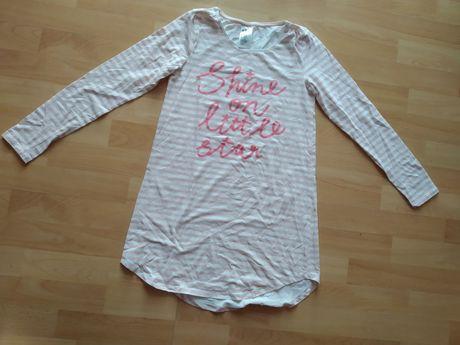 Piżama dziewczęca H&M 146/153