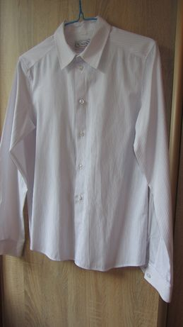 Рубашка на мальчика Юность р.158-164 /Сорочка в школу