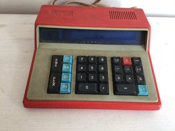 Счетная машинка 22х23см