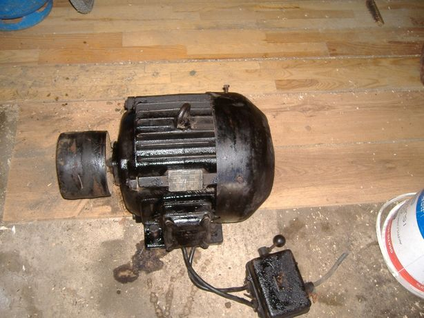 silnik elektryczny 4,5kv