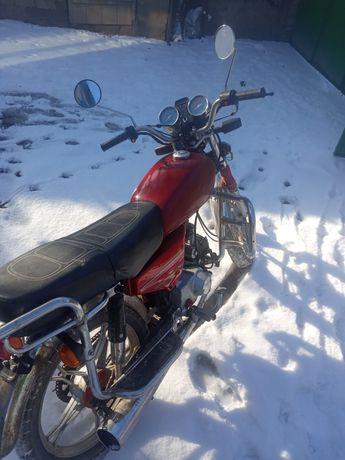Продам Мото , мотоцикл Alpha ,альфа 110cc
