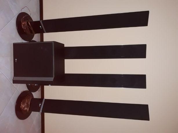colunas cinema LG SH52TH-W
