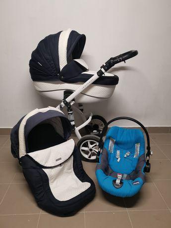 Wózek 3w1 Adamex