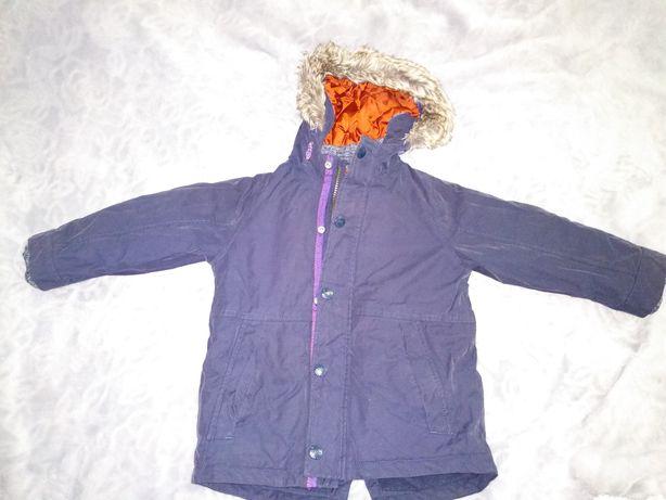 Куртка (курточка) Next парка
