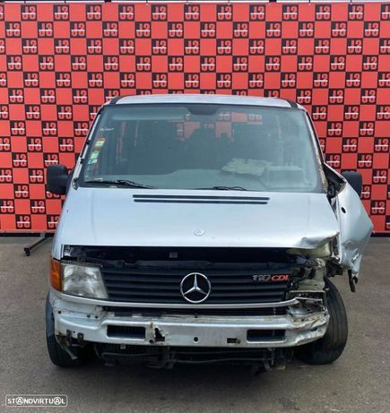 Viatura para PEÇAS Mercedes Vito 638 110 CDI 00´