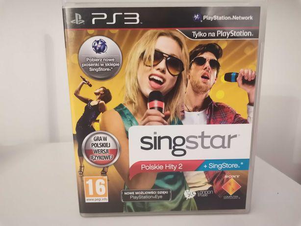 Singstar Polskie Hity 2 - PS3