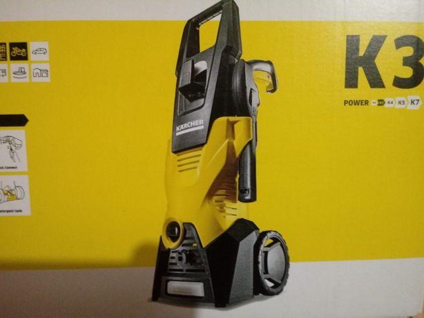 Karcher K3 - NOWA, Myjka ciśnieniowa Karcher K3, wysokociśnieniowa.